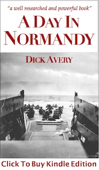Book Cover: A Day In Normandy